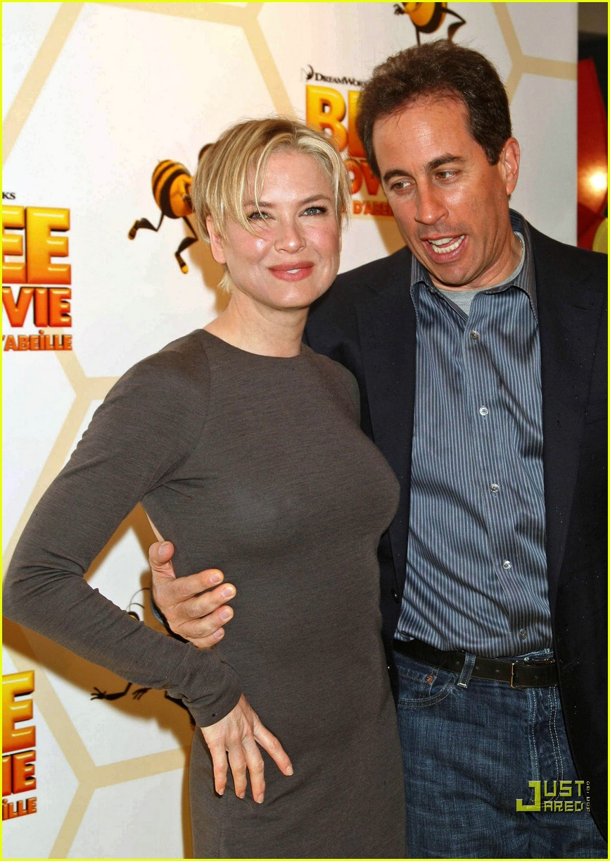 renee zellweger bee movie premiere 26