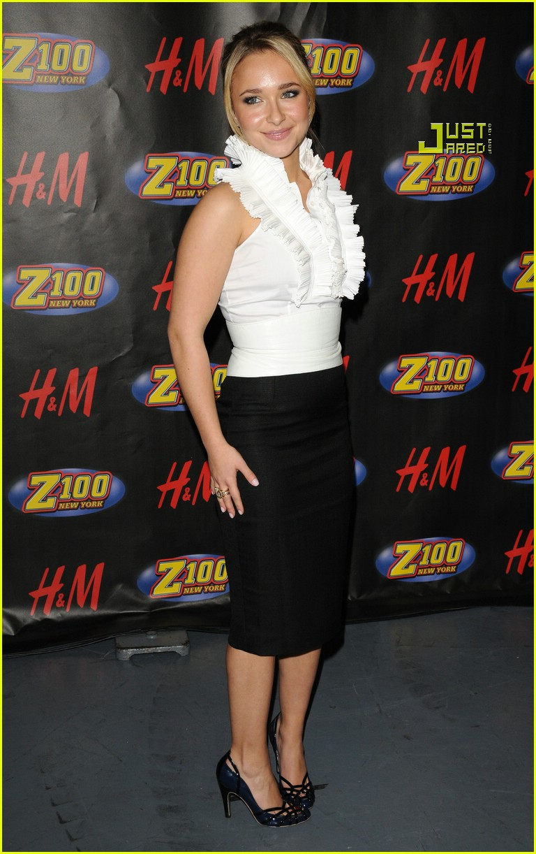 hayden panettiere jingle ball 02