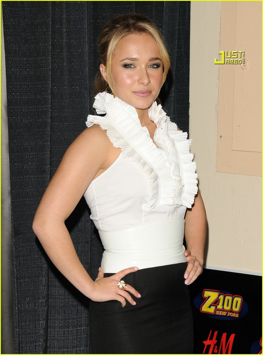 hayden panettiere jingle ball 05804481
