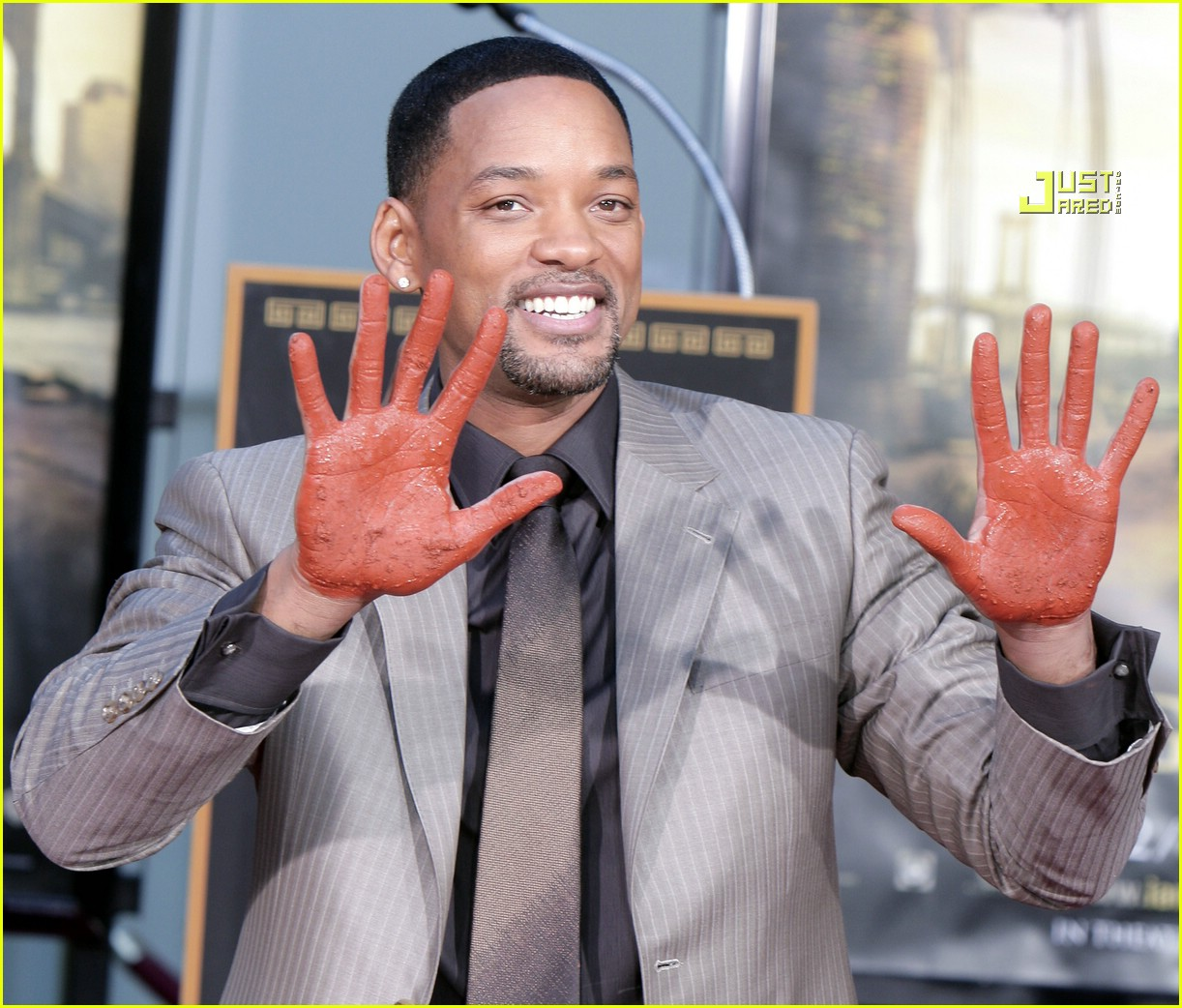 will smith immortalized 17