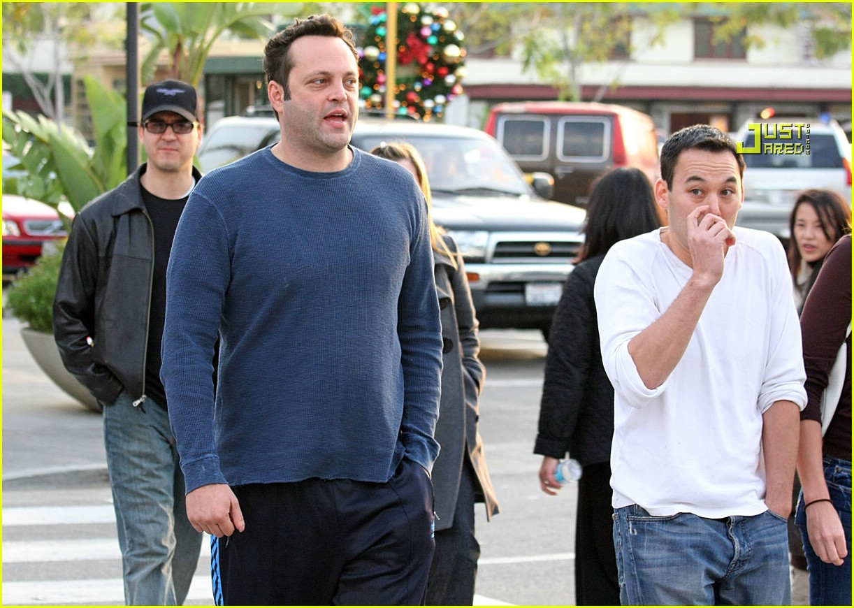 Full Sized Photo of vince vaughn fat 16 | Photo 824331 | Just Jared Tobey Maguire