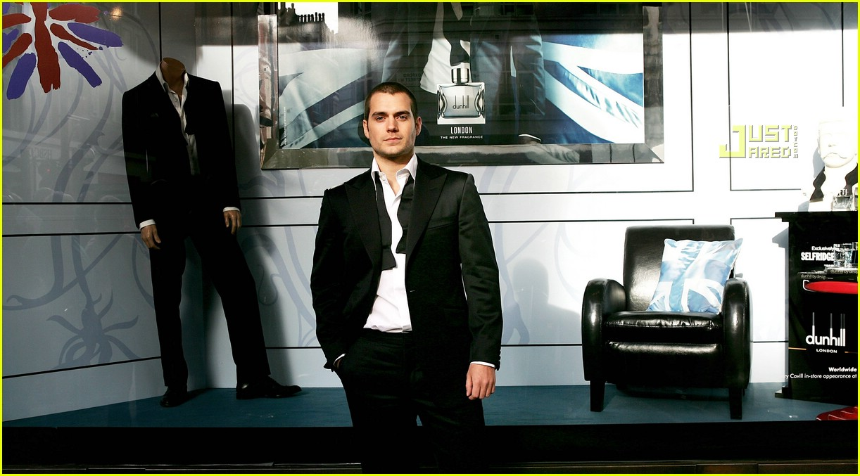 henry cavill dunhill 14