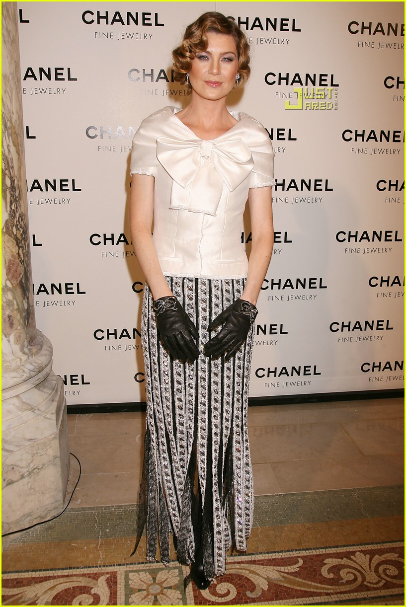 ellen pompeo night of diamonds 15
