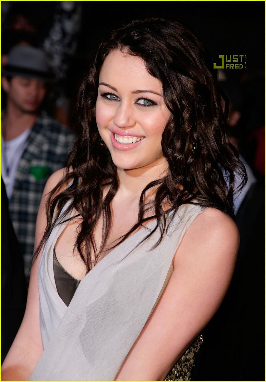 Miley Cyrus Hannah Montana Premiere Photo 864291 Miley Cyrus