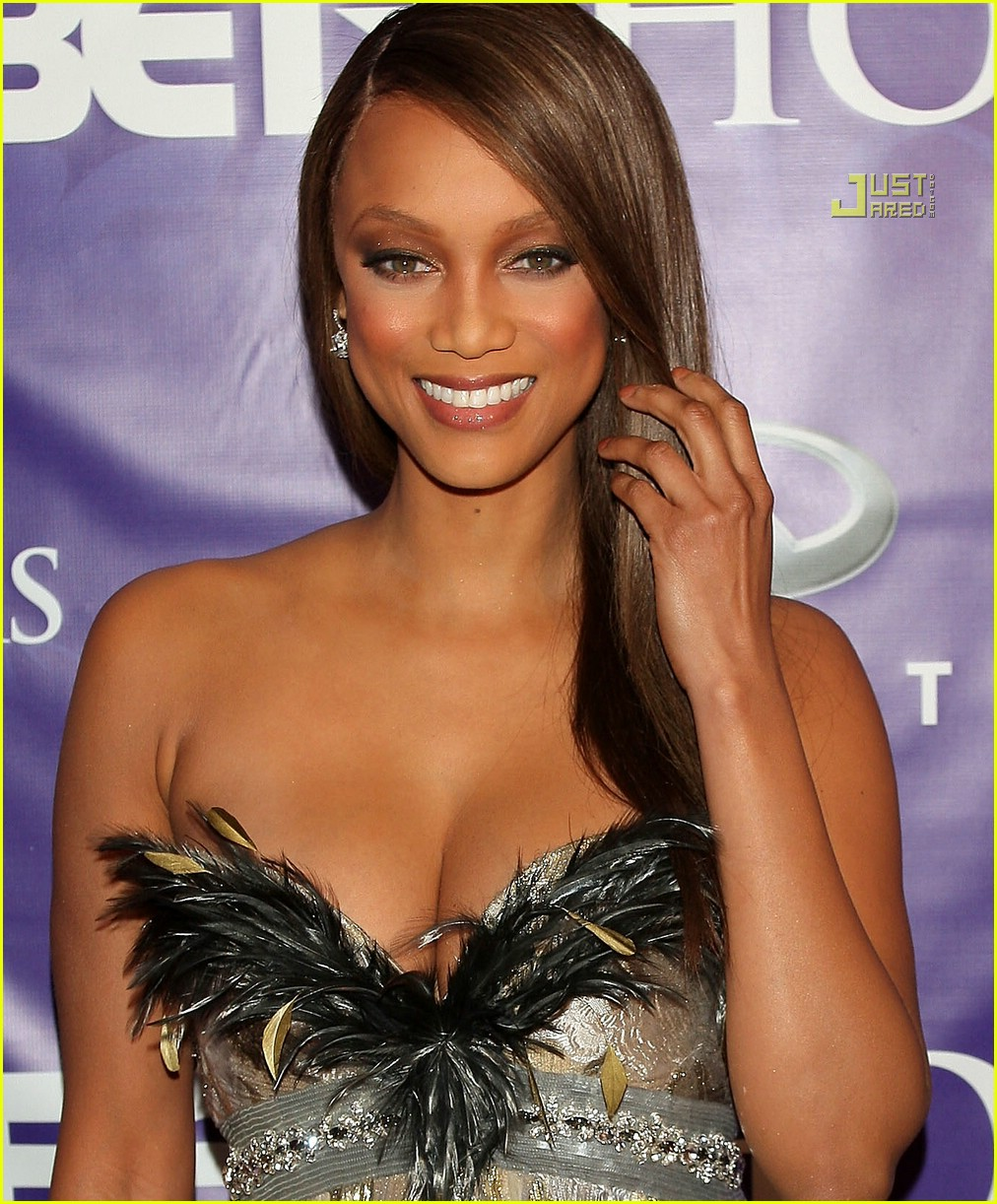 tyra banks bet honors 08