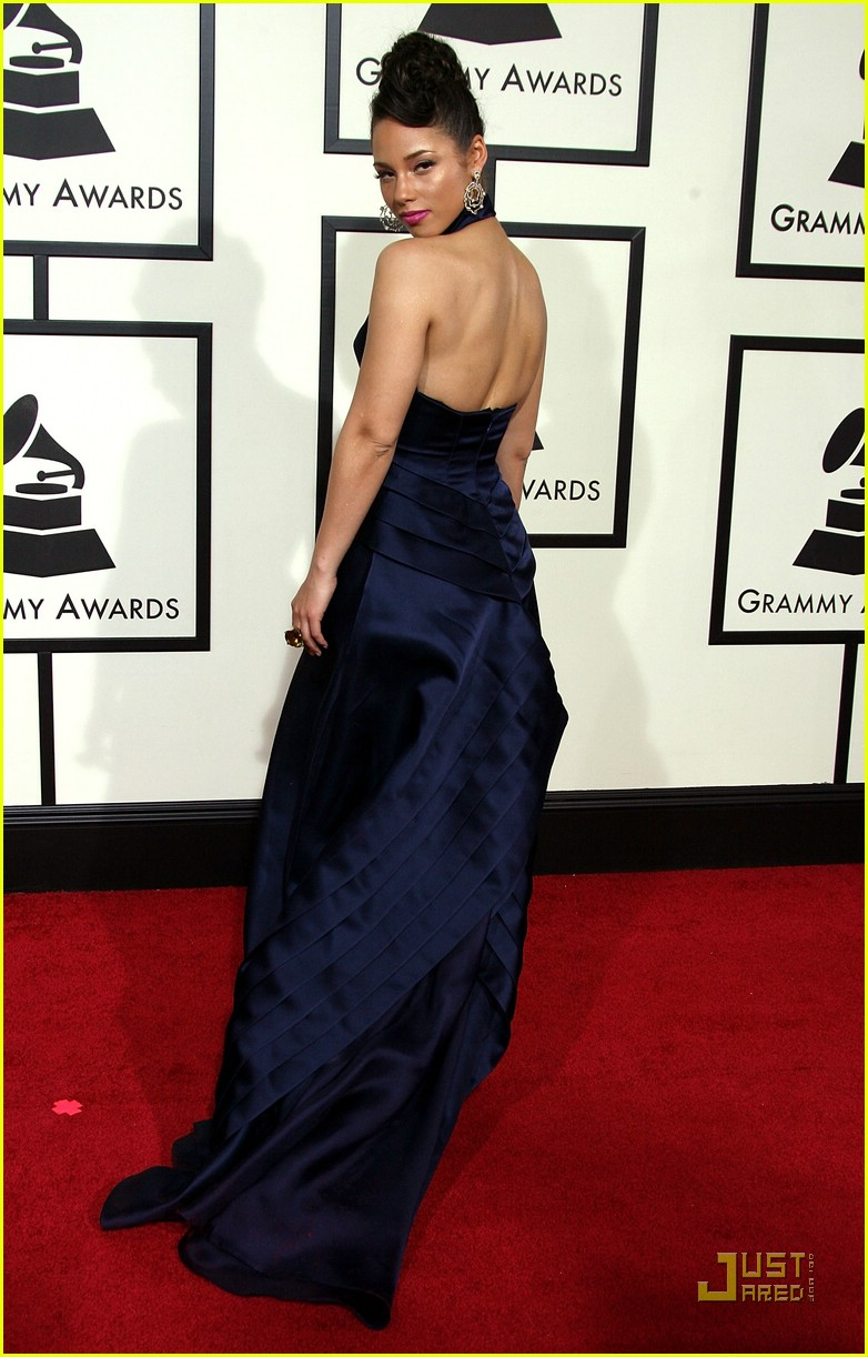alicia keys grammys 2008 52922281