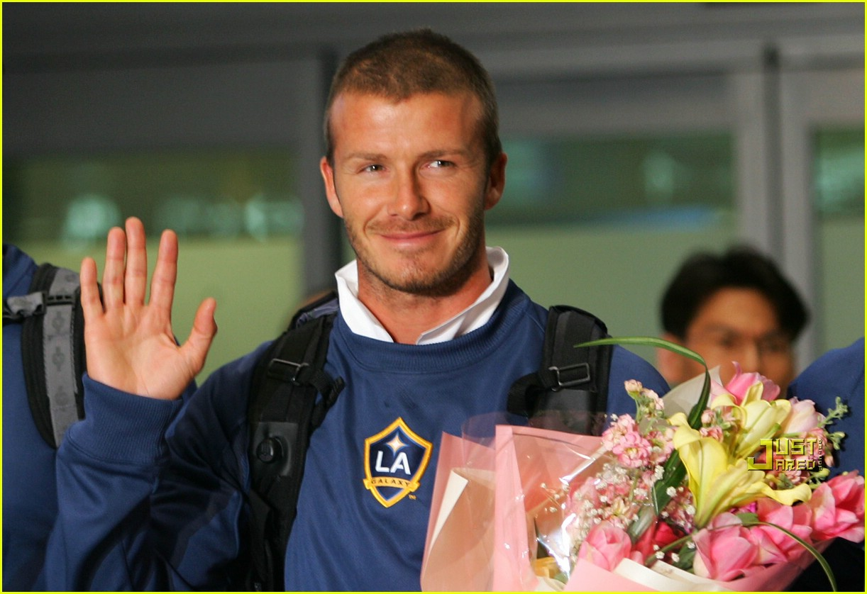 david beckham korea 10