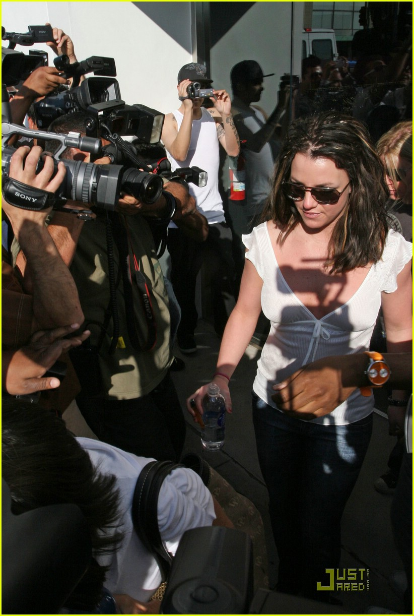 Britney spears paparazzi pic