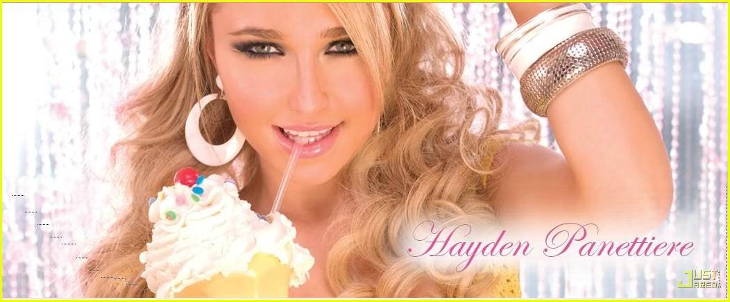 Hayden Panettiere For Candie's: Photo 944681   Hayden ...