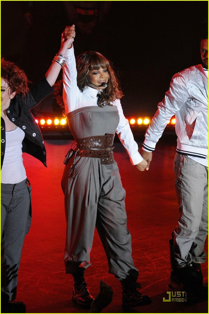 Janet Jackson: Good Morning America!: Photo 957661