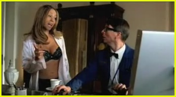 mariah carey touch my body music video 24