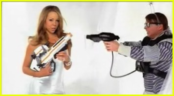 mariah carey touch my body music video 37