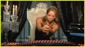 mariah carey touch my body music video 38