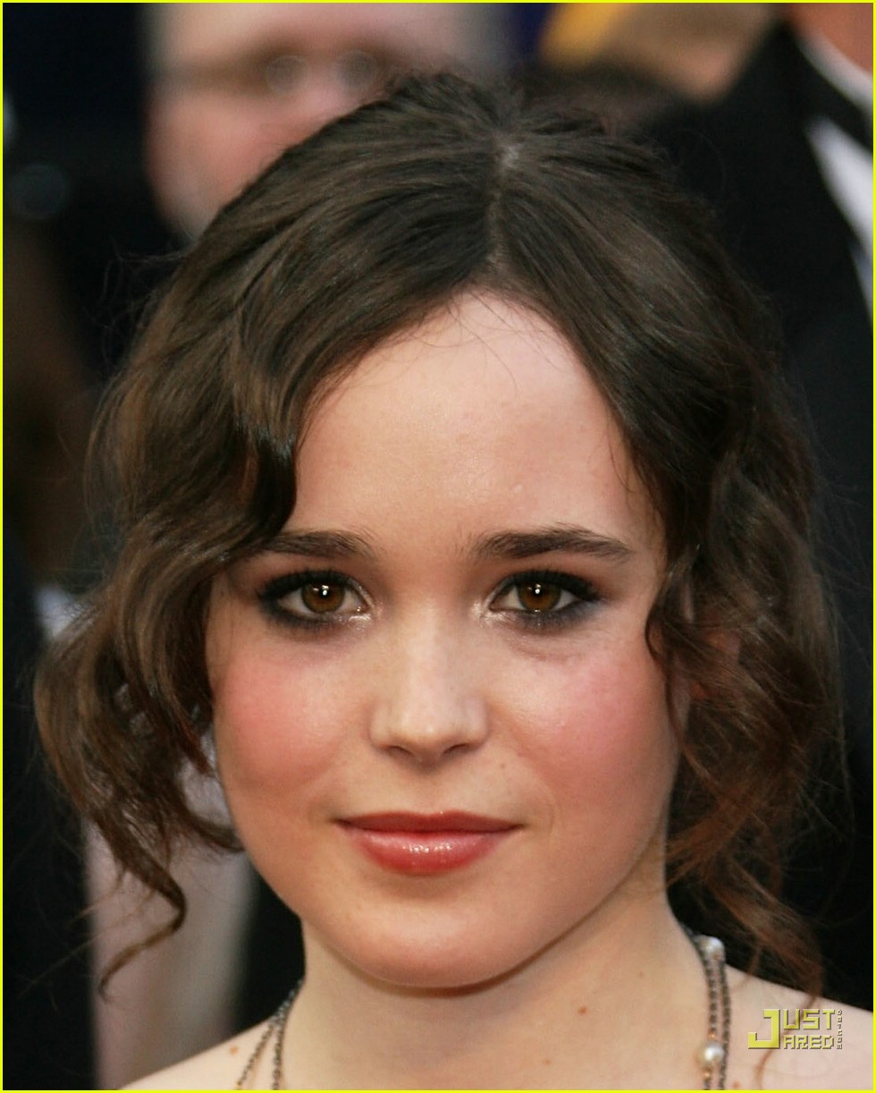 ellen page oscars 2008 05