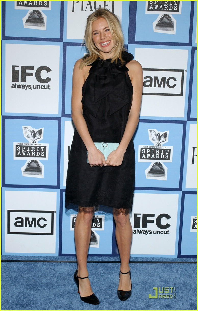 sienna miller independents spirit awards 2008 01