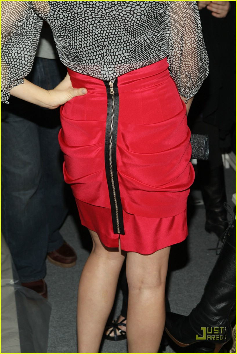 sophia bush fashion week 03