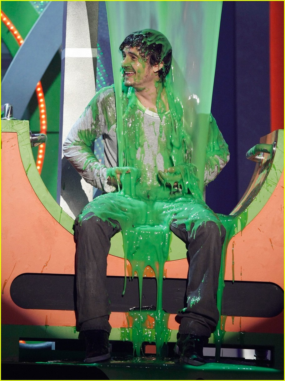 Full Sized Photo of orlando bloom kids choice awards 2008 ... Orlando Bloom Katy Perry