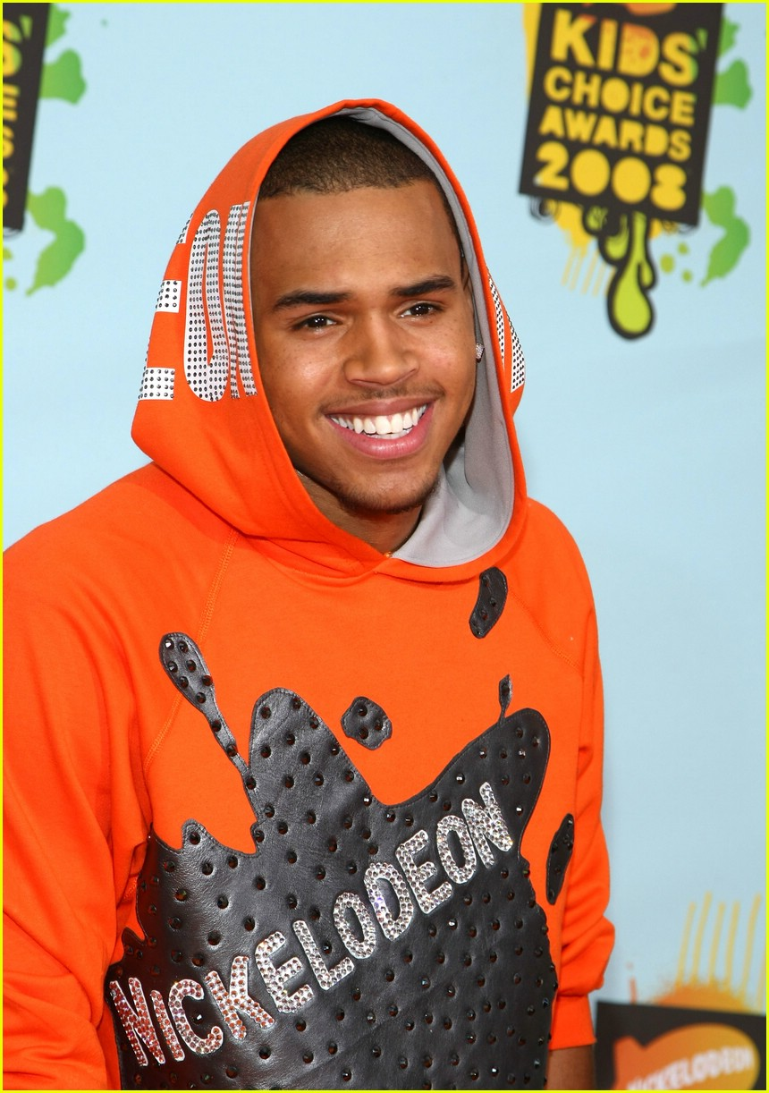 Chris Brown 2008 chris brown 2008 kids choice