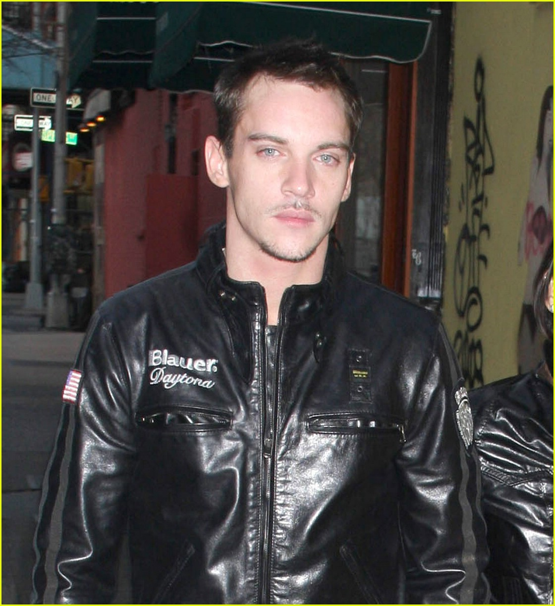 jonathan rhys meyers leather jacket 01