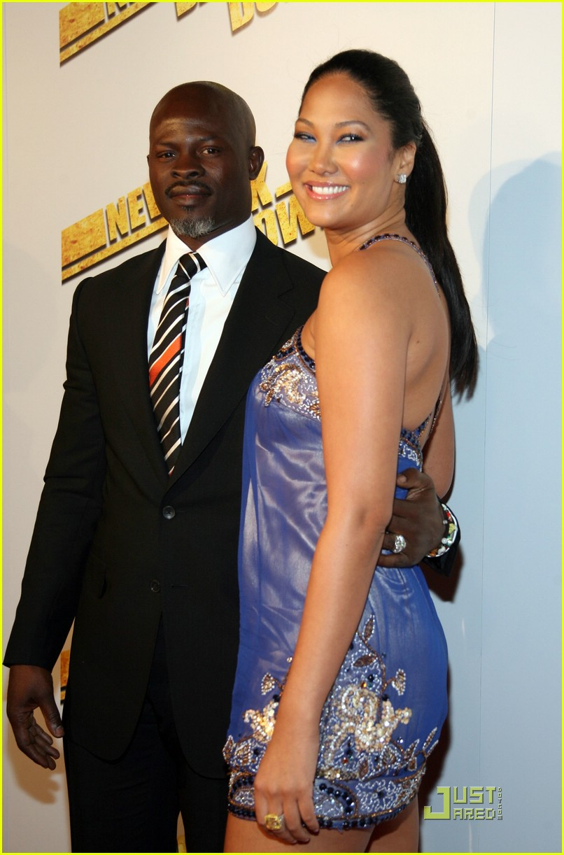 kimora lee djimon hounsou never back down 08975391