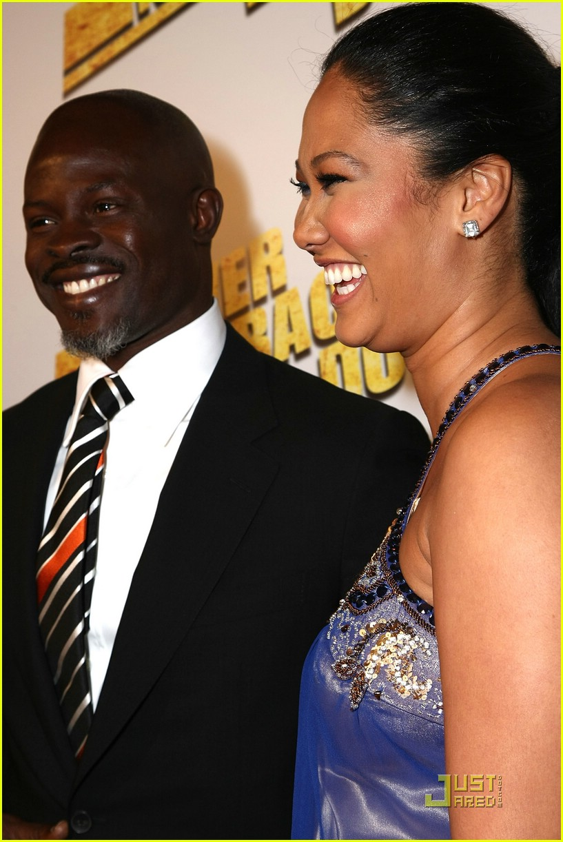 kimora lee djimon hounsou never back down 18