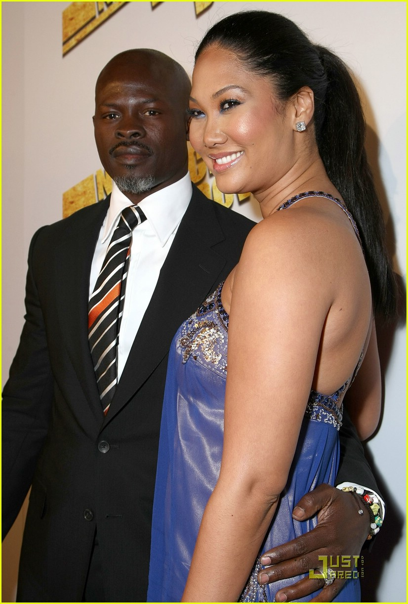 kimora lee djimon hounsou never back down 22