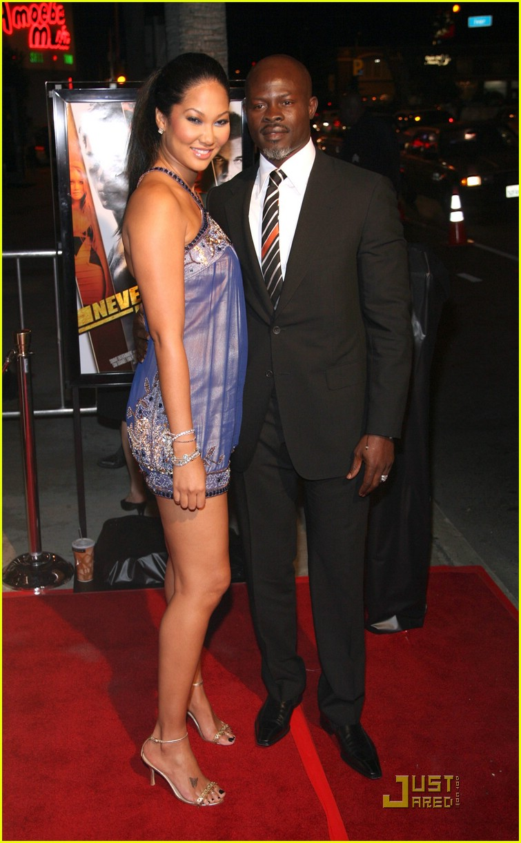 kimora lee djimon hounsou never back down 32
