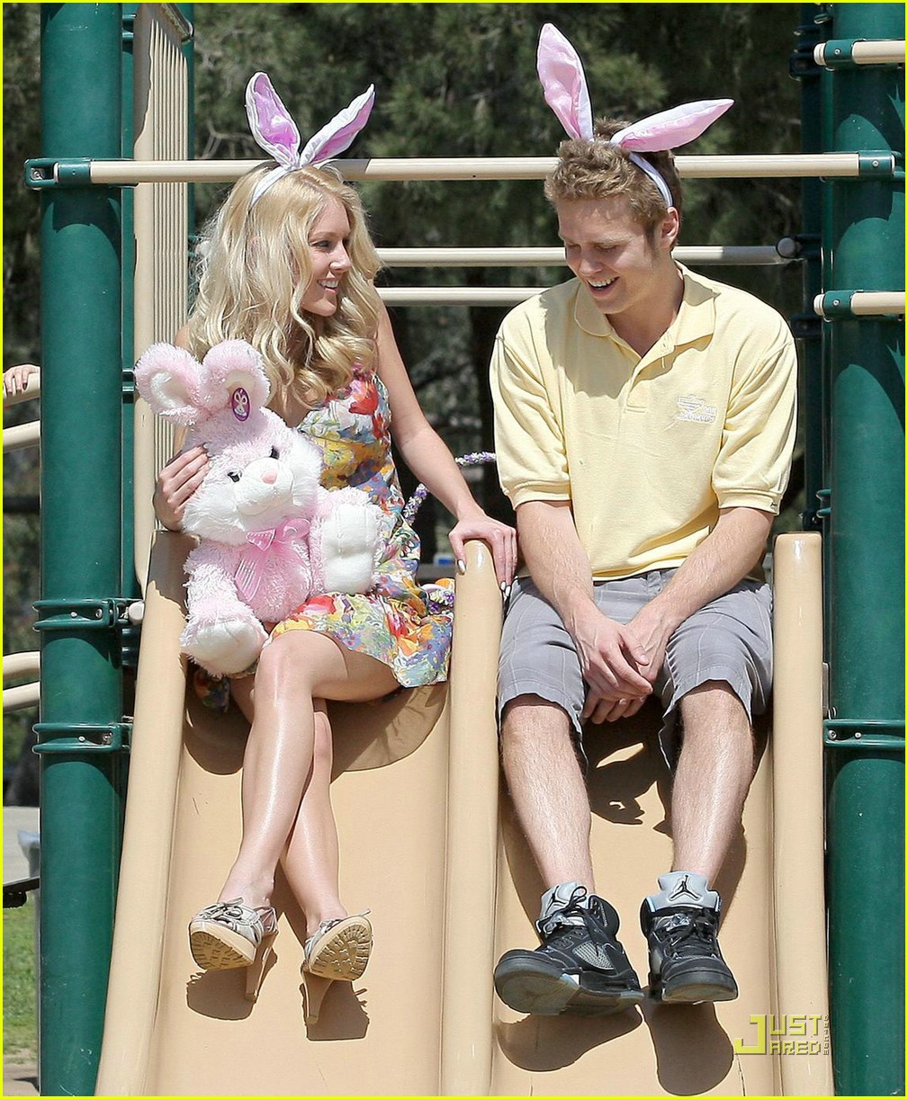 heidi montag easter 10