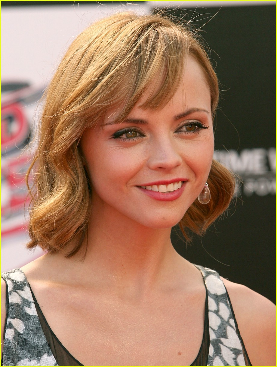 christina ricci speed racer premiere 05