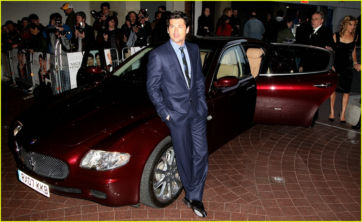 patrick dempsey made of honor premiere 01