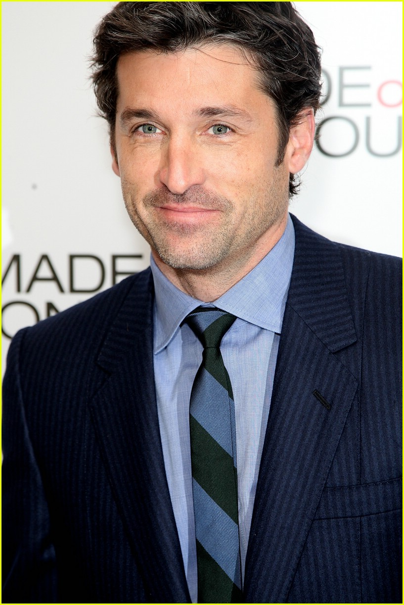 patrick dempsey made of honor premiere 11