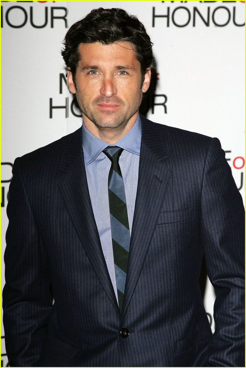 patrick dempsey made of honor premiere 17