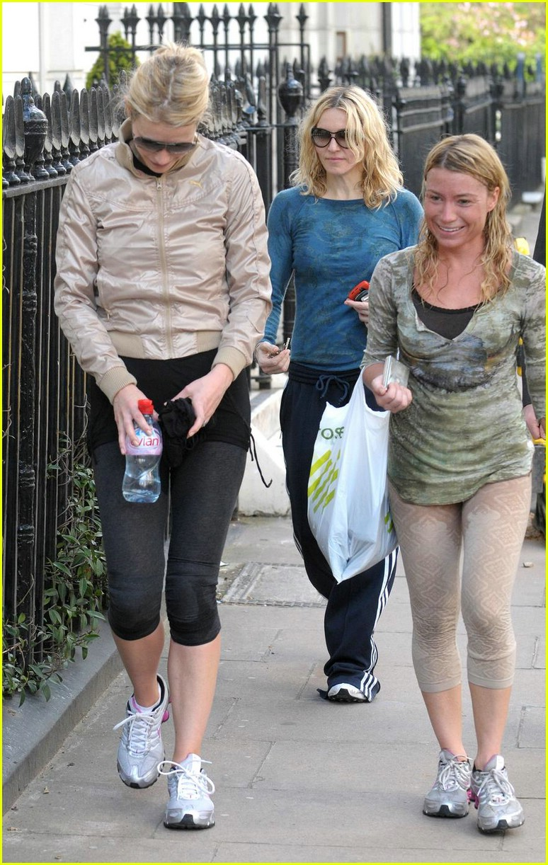 gwyneth paltrow madonna gym 011067211