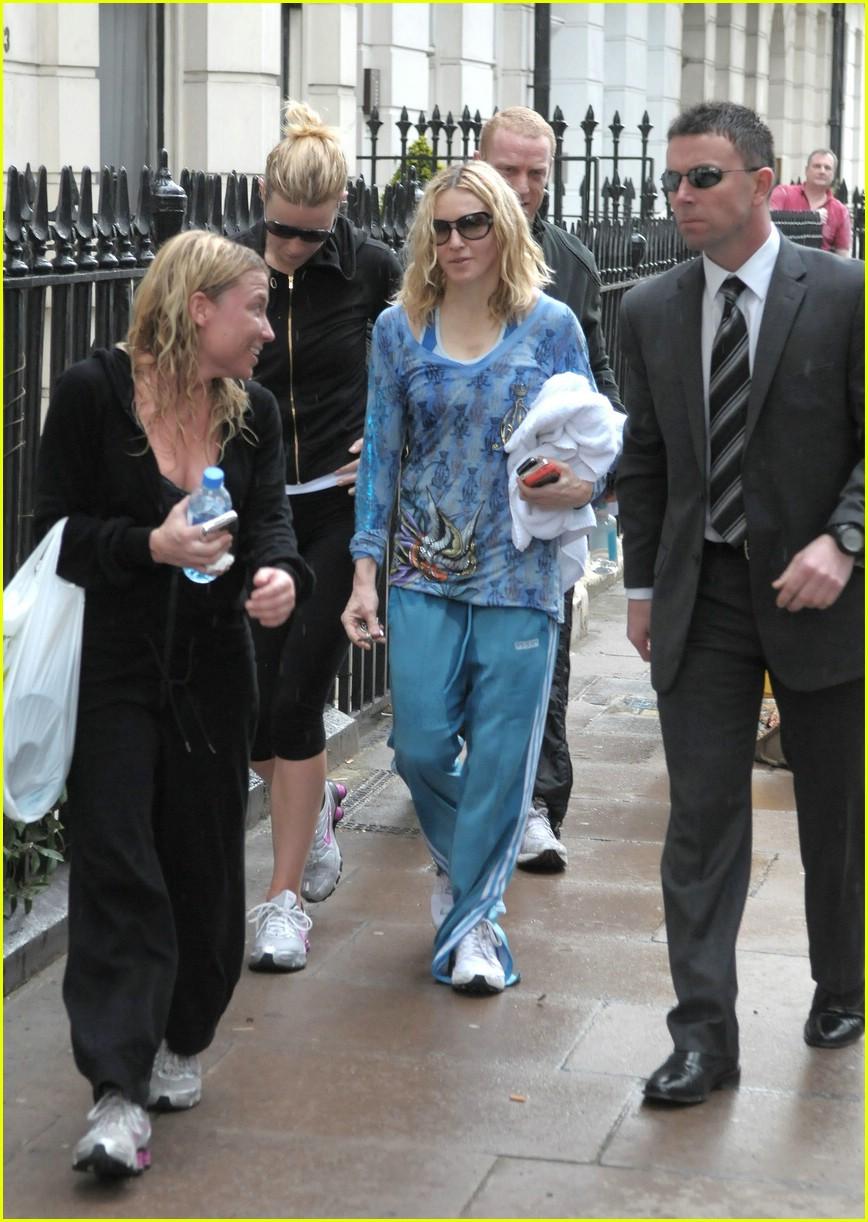 Gwyneth Paltrow & Madonna: Exercise For Two Gwyneth Paltrow