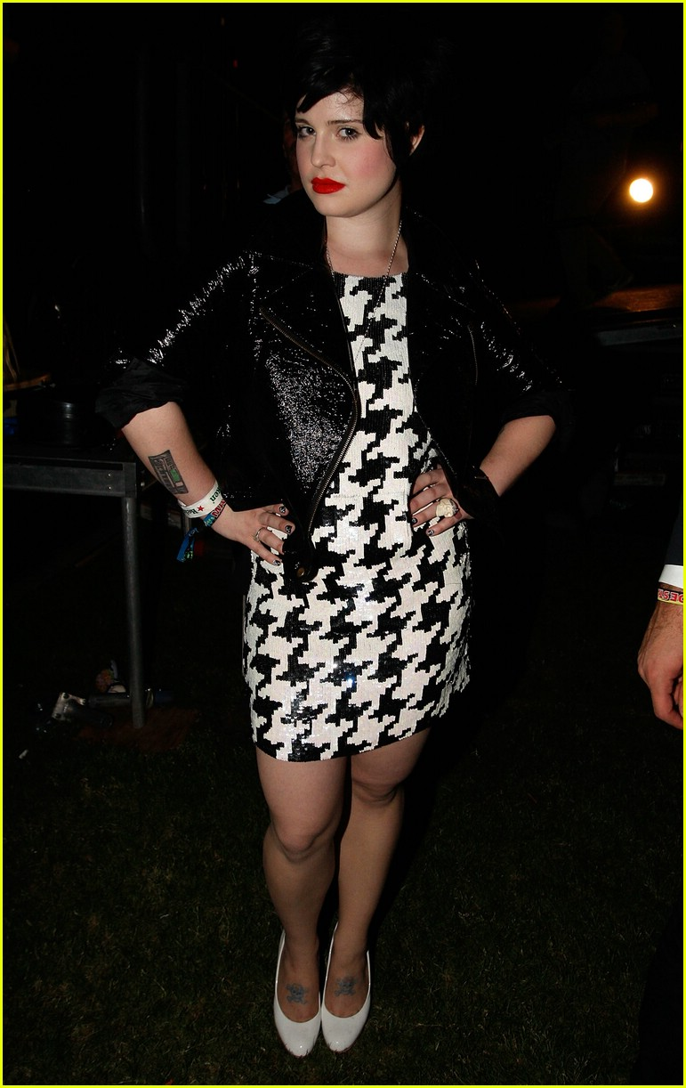 kelly osbourne coachella 05