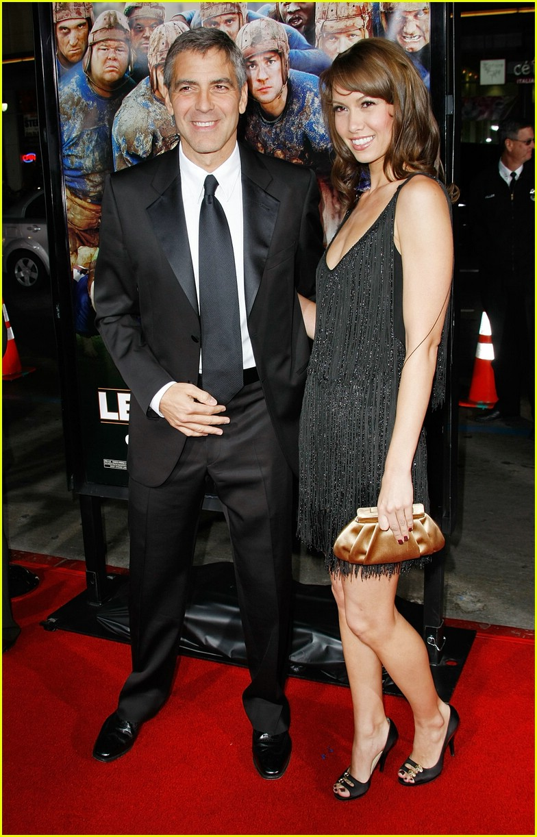 george clooney leatherheads premiere 01