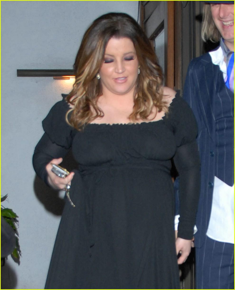 Lisa Marie Presley Is Pregnant Lisa Marie Presley