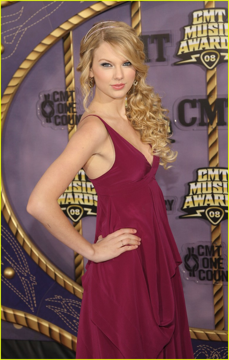 taylor swift cmt music awards 2008 12