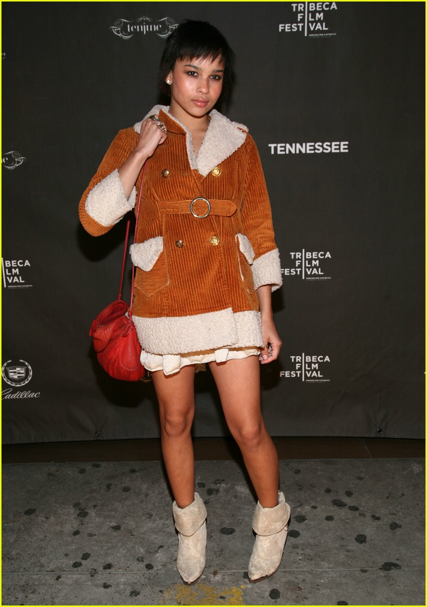 zoe kravitz chanel tennessee tribeca 20