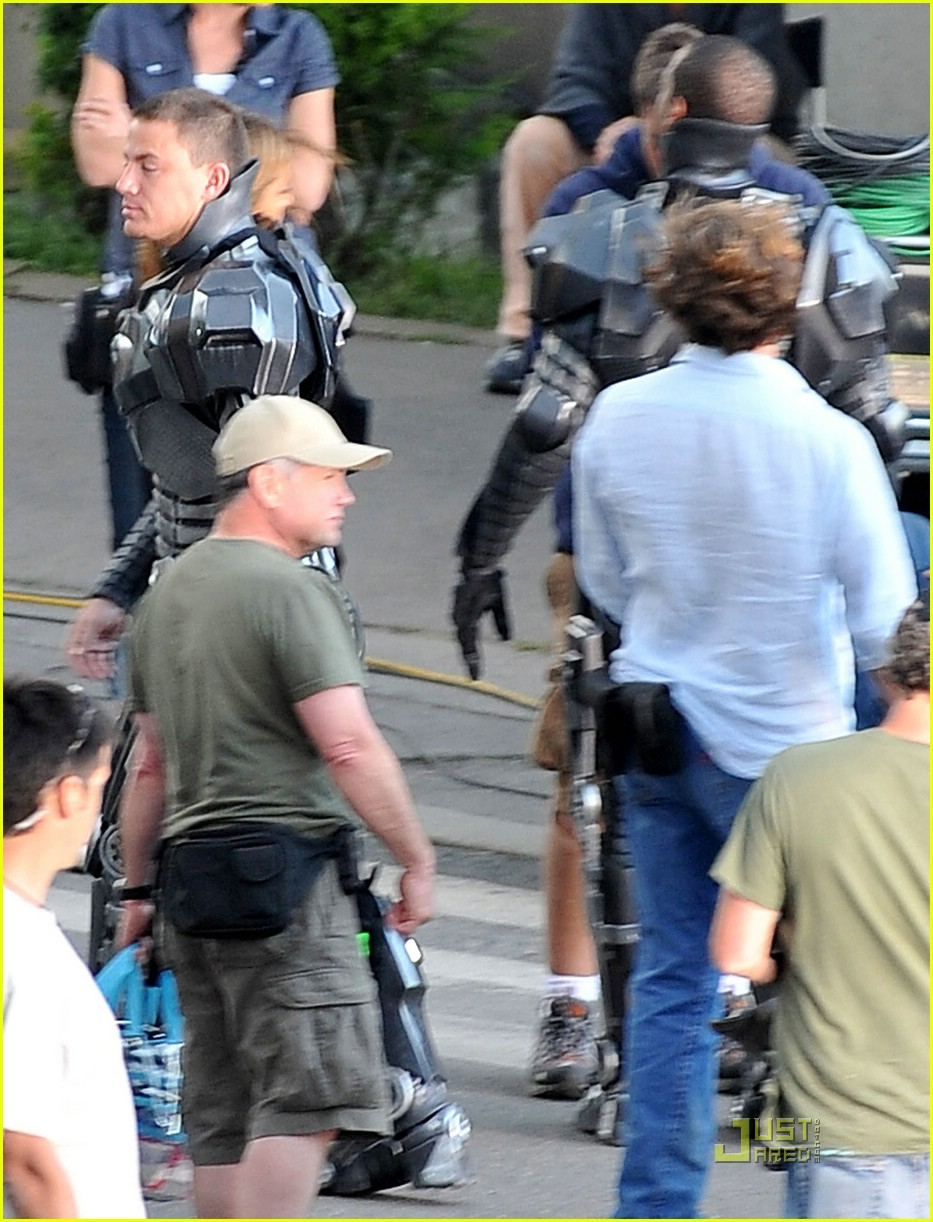 channing tatum filming gi joe 011130541