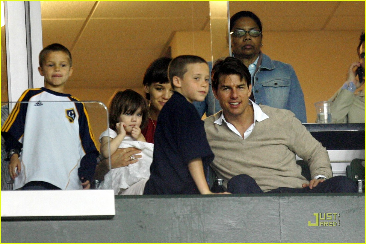 suri cruise david beckham 13