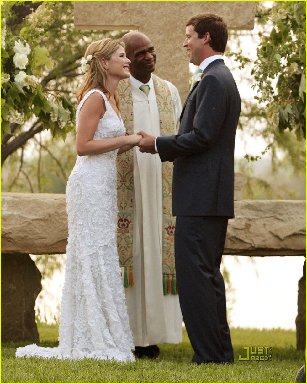 jenna bush wedding pictures 03