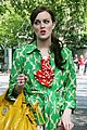 leighton meester green gossip girl 23