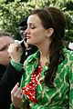 leighton meester green gossip girl 48