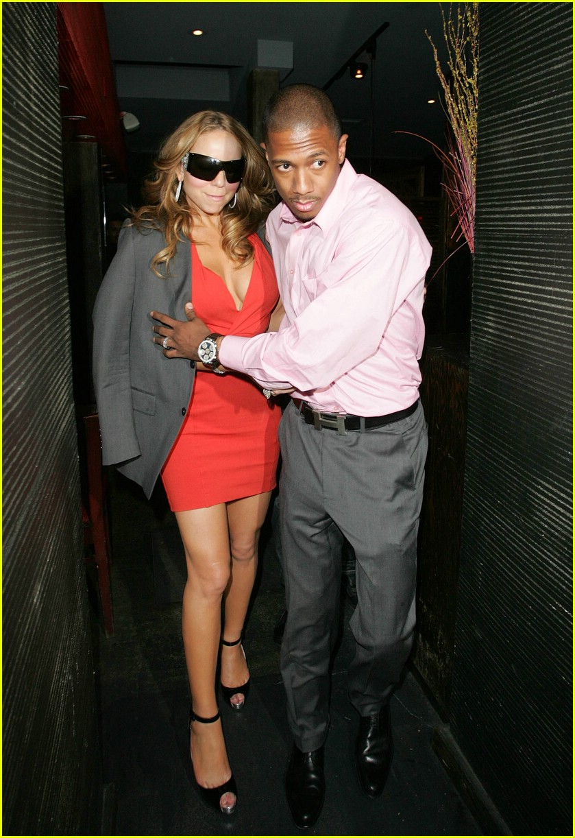 mariah carey nick cannon gyu kaku 031125781