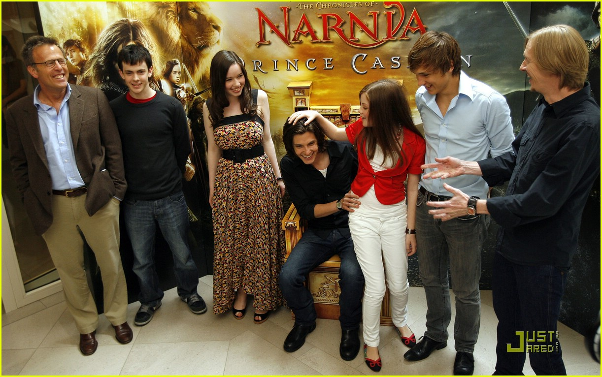 An analysis of the main characters in the story the chronicles of narnia