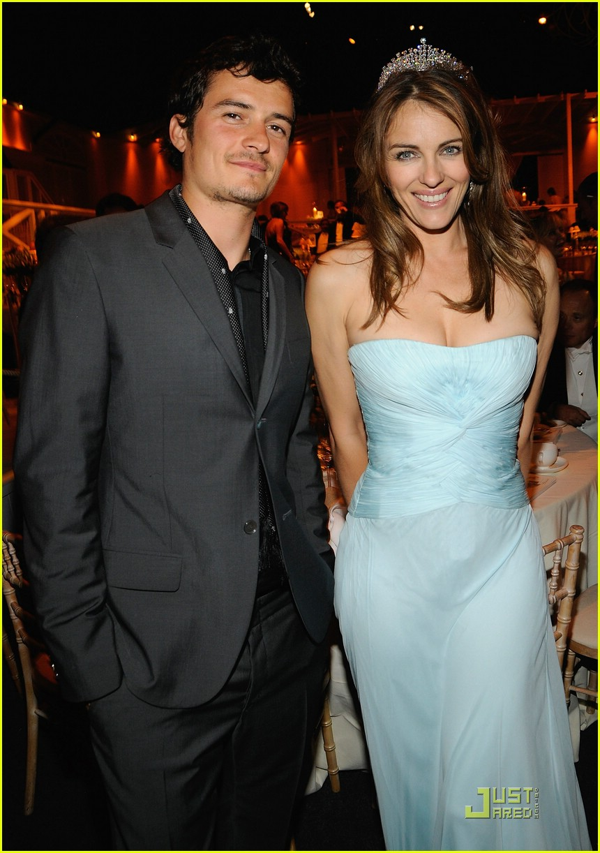 orlando bloom white tie tiara ball 01