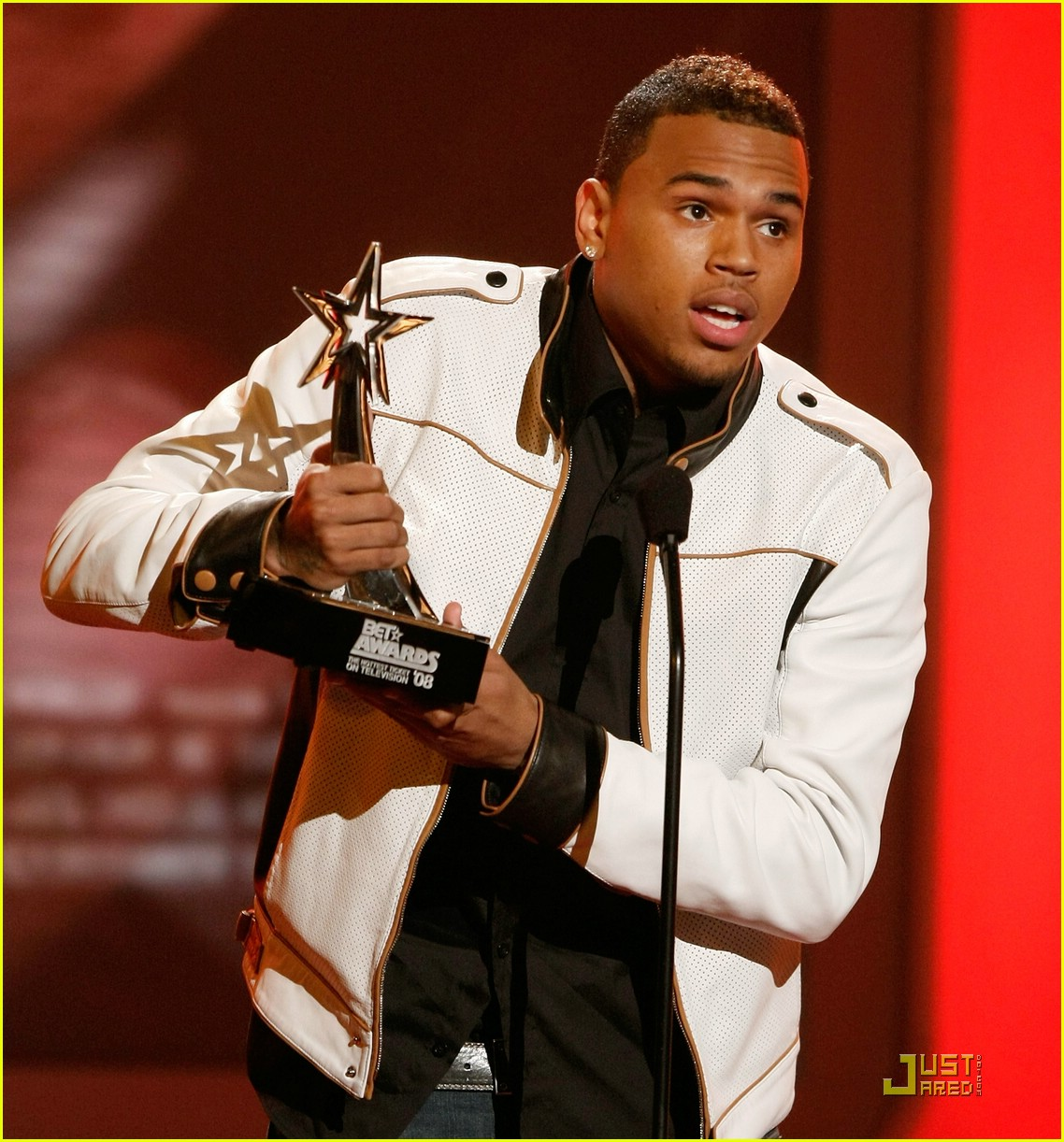 Chris Brown 2008 chris brown bet awards 2008 26