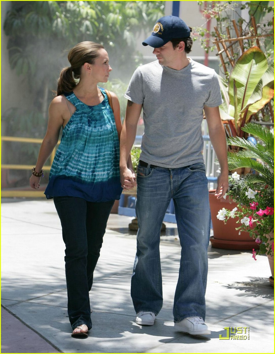 jennifer love hewitt ross mccall bicycle 02