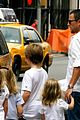 kate hudson lance armstrong fathers day nyc 04